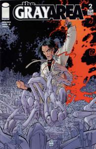 Gray Area, The #2 VF/NM; Image | save on shipping - details inside