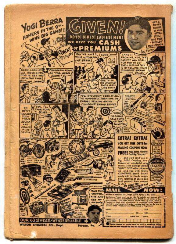Secret Love #3 1957- Ajax Romance comic- Bride to Be G