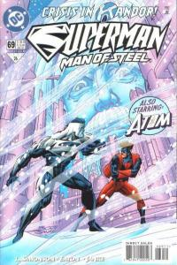 Superman: The Man of Steel #69, NM- (Stock photo)