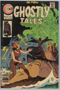Ghostly Tales 118 Nov 1975  FI+ (6.5)
