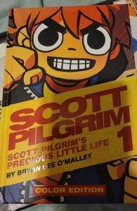 Scott Pilgrim Color #1 (2012)