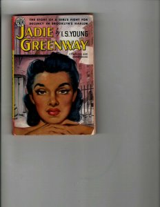 3 Books Jadie Greenway Lady Ann I Can Get It For You Wholesale! Mystery JK16