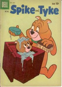 SPIKE & TYKE (MGMs; 1953-1962 DELL) 23 FINE COMICS BOOK