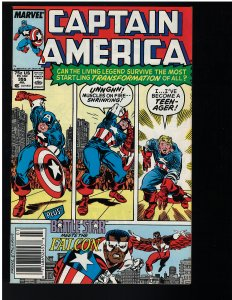Captain America #355 (Marvel, 1989)