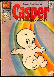 Casper The Friendly Ghost #59 (1957)