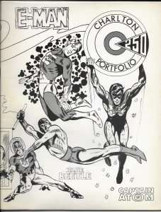 CPL Special Double-Issue #9 & 10...Presents the Charlton Portfolio