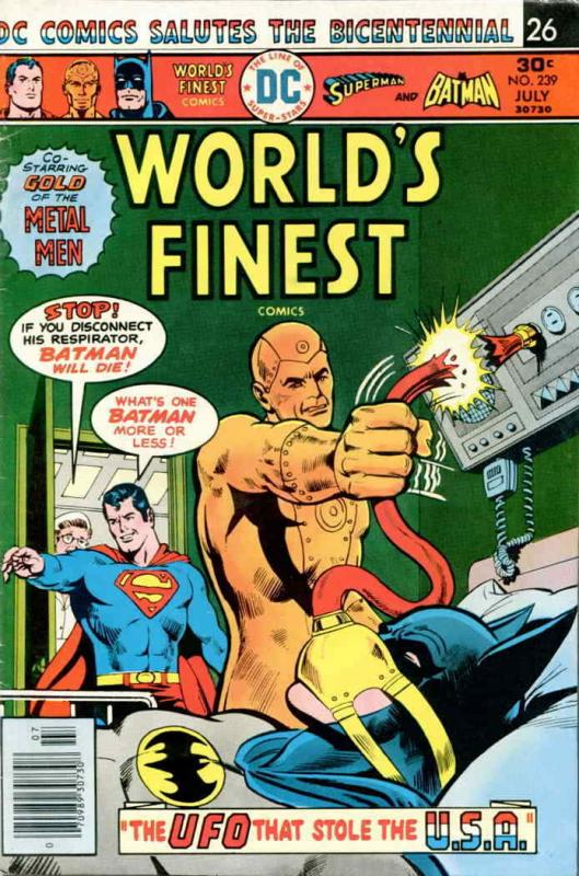 World's Finest Comics #239 FN; DC | save on shipping - details inside