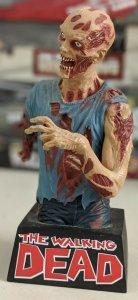 Zombie Bust Bank The Walking Dead Diamond Select Skybound 2016 Robert Kirkman