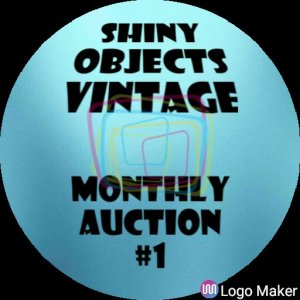 Shiny Objects Vintage Auction #1