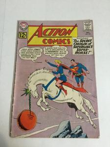 Action Comics 293 Vg Very Good 4.0 Silver Age
