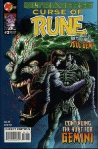 Curse of Rune #2, NM (Stock photo)