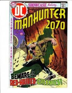 Showcase # 93 strict VF 1st   appearance Manhunter 2070
