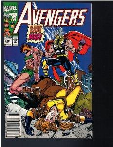 Avengers #349 (Marvel, 1992)