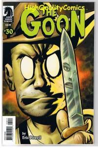 GOON #30, NM, Zombies, Tough Guy, Eric Powell, 2003, more in store