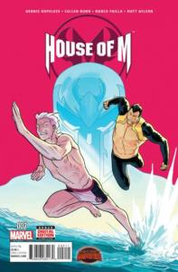 House of M (2015 series) #2, NM (Stock photo)