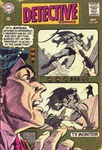 Detective Comics (1937 series) #379, VG (Stock photo)