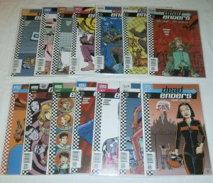 Deadenders (Vertigo, 2000)  #1-11,13-15 (no 12,16) (set of 14) Brubaker, Pleece