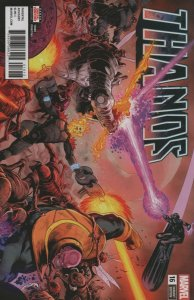 Thanos 16 - 3rd Printing Variant