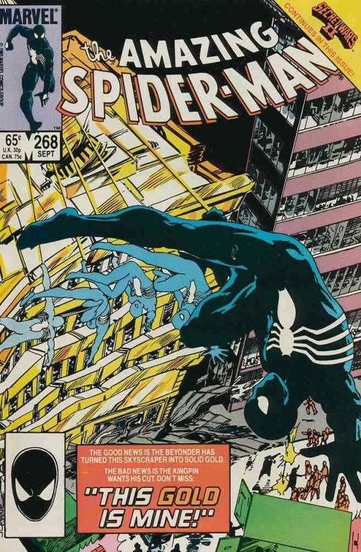 SPIDERMAN 268 VF-NM COMICS BOOK