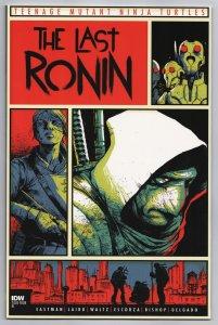 TMNT Last Ronin #4 Cvr B 1:10 Watcher Variant (IDW, 2021) NM