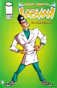 Labman Sourcebook #1, NM- (Stock photo)