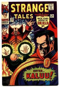 STRANGE TALES #148 comic book -NICK FURY/DOCTOR STRANGE-vf