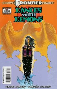 Dances with Demons #3 VF/NM; Marvel UK | save on shipping - details inside