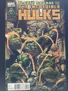 Incredible Hulks #624 (2011)