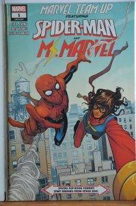 Marvel Team-Up #1 (2019) VF-NM