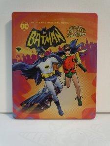 Batman: Return of the Caped Crusaders (Blu-ray) STEELBOOK