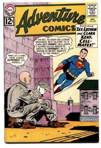 ADVENTURE #301 comic book 1962-SUPERBOY-LEGION SUPER-HEROES-