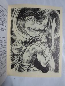 The Fiction of Robert E. Howard Checklist by Dennis McHaney and Glen Lord May 75