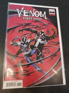 Venom First Host #1 NM Cassaday Variant (2019