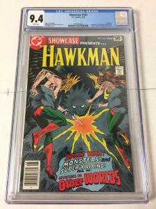 Showcase 103 Cgc 9.4 White Pages