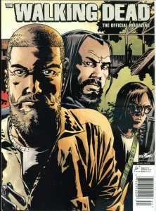WALKING DEAD MAGAZINE #12, VF, Zombies, Horror, Robert Kirkman, TWD, 2012