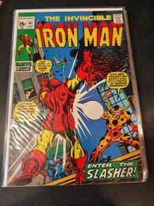 Iron Man #41 (1971)