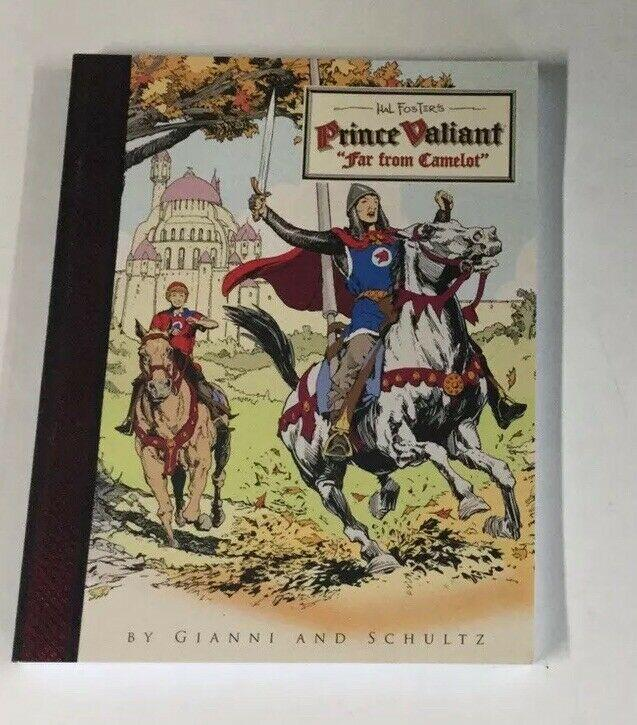 Prince Valiant Far From Camelot Andrews Gianni Schultz B25