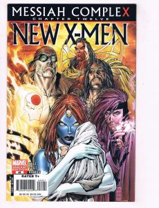 New X-Men #46 NM 1st Print Variant Marvel Comic Book Wolverine Gambit Storm BN10