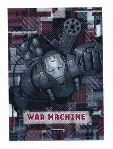 Upper Deck 2012 Marvel Beginnings III Micromotion Card #54 War Machine NM/MT