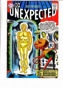 Tales of the Unexpected #66 (Oct-61) VF High-Grade Space Ranger, Cyrl