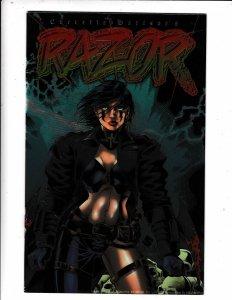 Razor #1 (1996)  LONDON STUDIOS