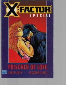 X-Factor: Prisoner of Love #1 (Marvel, 1990)