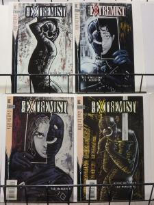 EXTREMIST (1993 VERTIGO) 1-4  mILLIGAN/ mCkEEVER