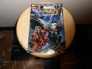Marvel Knights Sketchbook (1998) #1 1998 Marvel