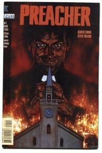 Preacher #1 1995- Garth Ennis- comic book VF