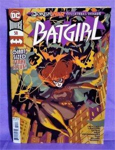 Joker War BATGIRL #50 Riley Rossmo 2nd Print Variant 1st Ryan Wilder (DC, 2020)!