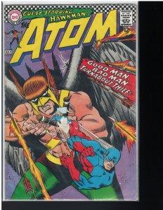 Atom #31 (DC, 1967) G+