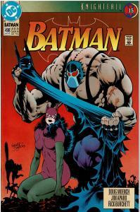 Batman #498, VF+ or Better