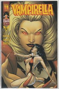 Vampirella Monthly Hell On Earth Set #1to3 (Sep-98) NM Super-High-Grade Vampi...