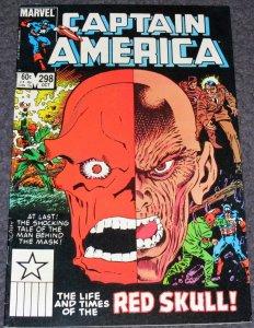 Captain America #298 -1984